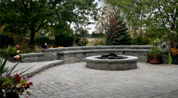 Hardscape Design in Allentown PA