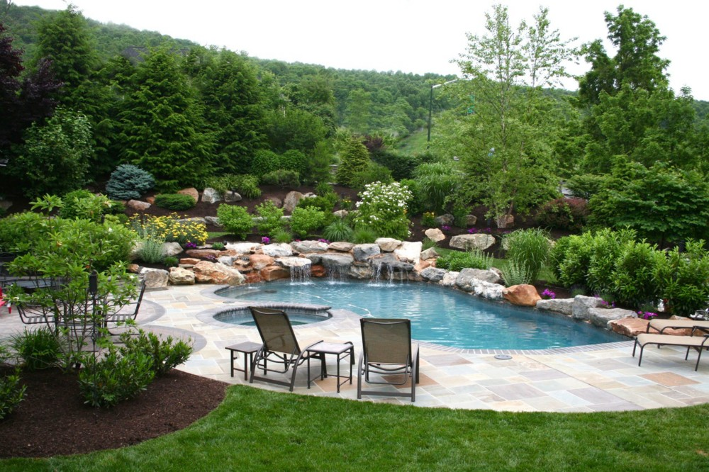 Hackettstown designer landscaping